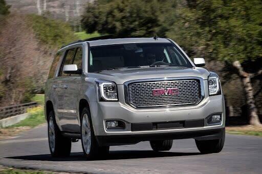 2015 GMC Yukon for sale at Cj king of car loans/JJ's Best Auto Sales in Troy MI