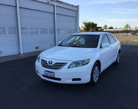 2009 Toyota Camry Hybrid for sale at My Three Sons Auto Sales in Sacramento CA