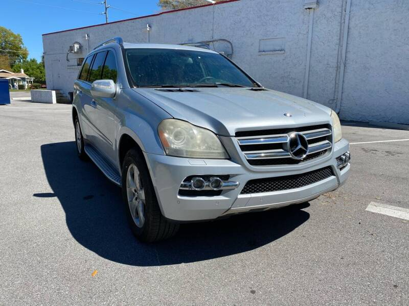 2010 Mercedes-Benz GL-Class for sale at LUXURY AUTO MALL in Tampa FL