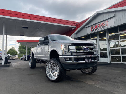 2017 Ford F-250 Super Duty for sale at Furrst Class Cars LLC  - Independence Blvd. in Charlotte NC