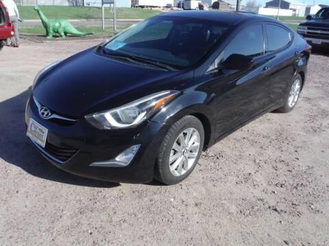 2014 Hyundai Elantra for sale at Car Corner in Sioux Falls SD