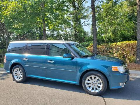 2011 Ford Flex for sale at M & M Auto Brokers in Chantilly VA