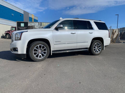 2016 GMC Yukon for sale at Truck Buyers in Magrath AB