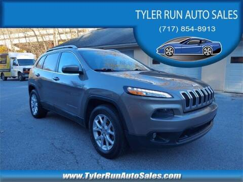 2017 Jeep Cherokee for sale at Tyler Run Auto Sales in York PA
