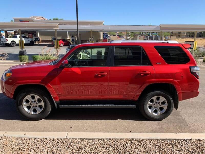 2018 Toyota 4Runner for sale at Chandler Powersports in Chandler AZ
