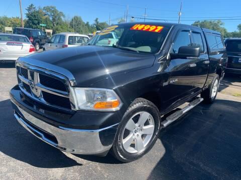 2010 Dodge Ram Pickup 1500 for sale at Excel Auto Sales LLC in Kawkawlin MI