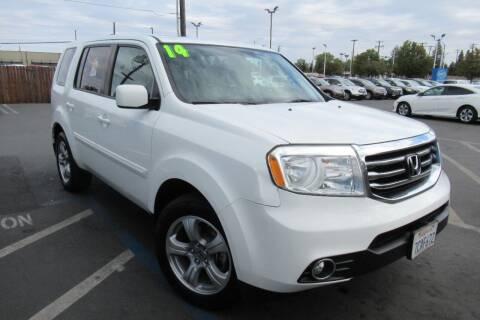 2014 Honda Pilot for sale at Choice Auto & Truck in Sacramento CA