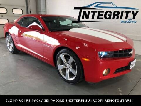 2011 Chevrolet Camaro for sale at Integrity Motors, Inc. in Fond Du Lac WI