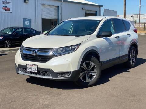 2018 Honda CR-V for sale at SUPER AUTO SALES STOCKTON in Stockton CA