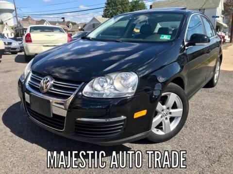 2008 Volkswagen Jetta for sale at Majestic Auto Trade in Easton PA