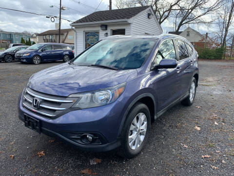 2014 Honda CR-V for sale at Charles and Son Auto Sales in Totowa NJ