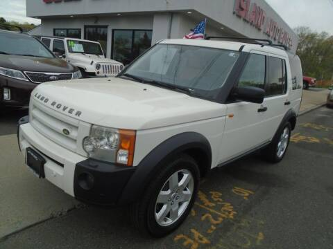 2007 Land Rover LR3 for sale at Island Auto Buyers in West Babylon NY