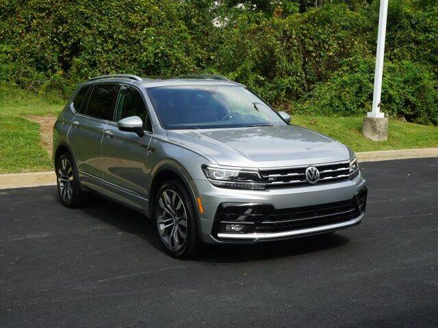 2020 Volkswagen Tiguan for sale at Ron's Automotive in Manchester MD