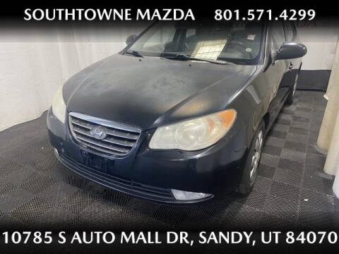 2008 Hyundai Elantra for sale at Southtowne Mazda of Sandy in Sandy UT