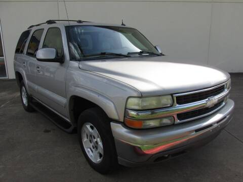 2004 Chevrolet Tahoe for sale at QUALITY MOTORCARS in Richmond TX