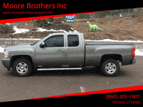 2008 Chevrolet Silverado 1500 for sale at Moore Brothers Inc in Portland CT