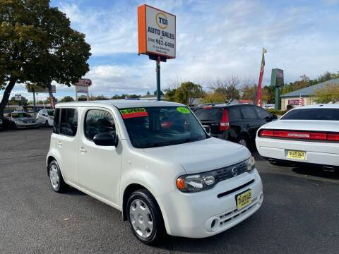 2012 Nissan cube for sale at TDI AUTO SALES in Boise ID