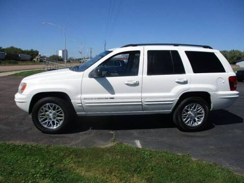 2003 Jeep Grand Cherokee for sale at KAISER AUTO SALES in Spencer WI