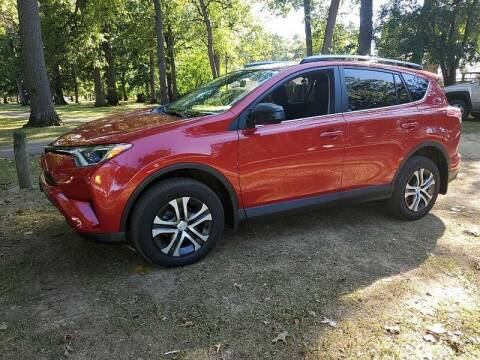 2017 Toyota RAV4 for sale at CItywide Auto Credit in Oregon OH