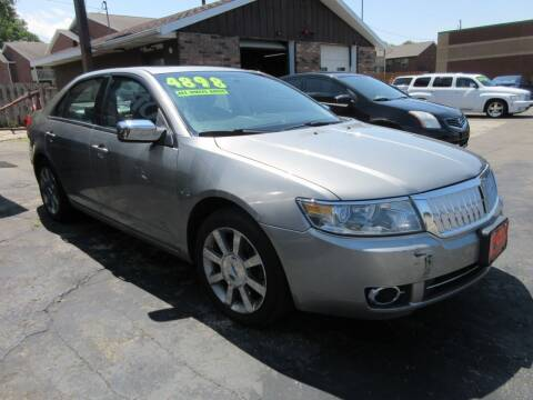 2008 Lincoln MKZ for sale at Fox River Motors, Inc in Green Bay WI