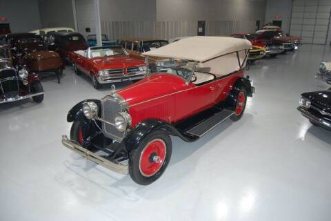 1923 Packard Single 6 Touring