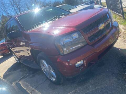 2008 Chevrolet TrailBlazer for sale at Copeland's Auto Sales in Union City GA