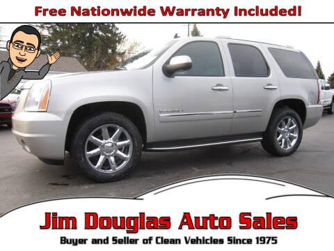 2009 GMC Yukon for sale at Jim Douglas Auto Sales in Pontiac MI