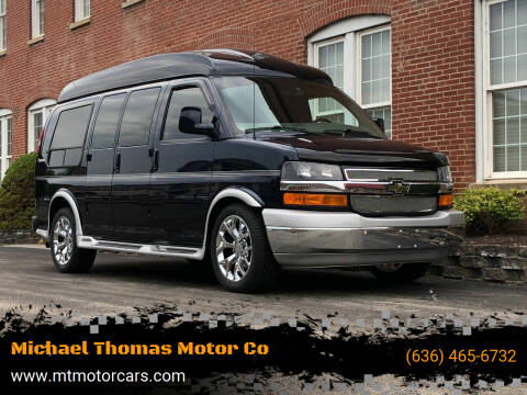 2012 Chevrolet Express Cargo for sale at Michael Thomas Motor Co in Saint Charles MO
