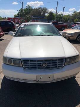 2000 Cadillac Seville for sale at Sun City Auto in Gainesville FL