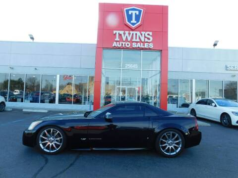 2008 Cadillac XLR-V for sale at Twins Auto Sales Inc Redford 1 in Redford MI