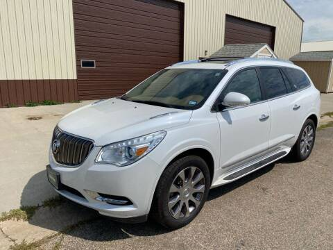 2017 Buick Enclave for sale at Halvorson Auto in New Rockford ND