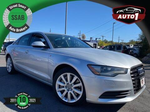 2014 Audi A6 for sale at Street Smart Auto Brokers in Colorado Springs CO