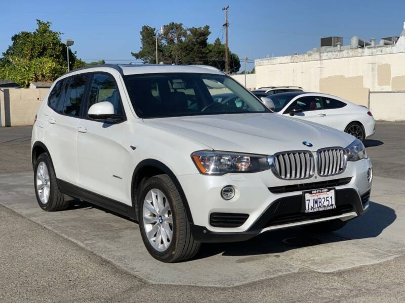2015 BMW X3 for sale at H & K Auto Sales & Leasing in San Jose CA