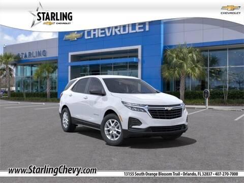 2022 Chevrolet Equinox for sale at Pedro @ Starling Chevrolet in Orlando FL