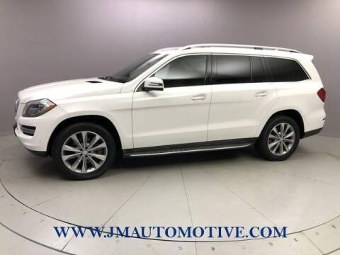 2014 Mercedes-Benz GL-Class for sale at J & M Automotive in Naugatuck CT