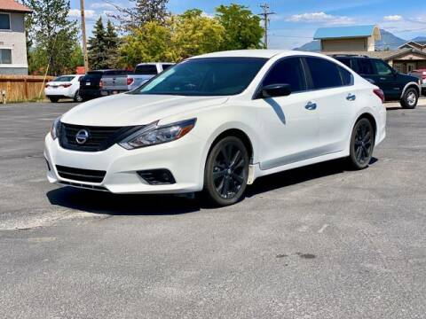 2018 Nissan Altima for sale at INVICTUS MOTOR COMPANY in West Valley City UT