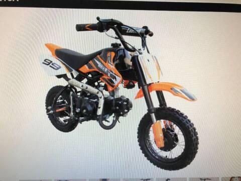 2020 Coolster Dirt Bike QG 213-A  110cc  Fully Auto for sale at ABC Auto Sales (Culpeper) in Culpeper VA