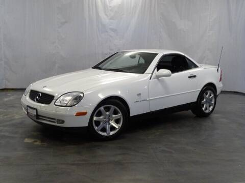 1999 Mercedes-Benz SLK for sale at United Auto Exchange in Addison IL