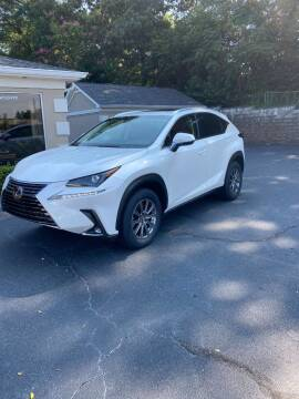 2019 Lexus NX 300 for sale at Nodine Motor Company in Inman SC