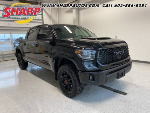 2021 Toyota Tundra for sale at Sharp Automotive in Watertown SD