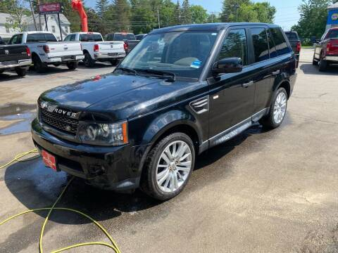 2011 Land Rover Range Rover Sport for sale at AutoMile Motors in Saco ME