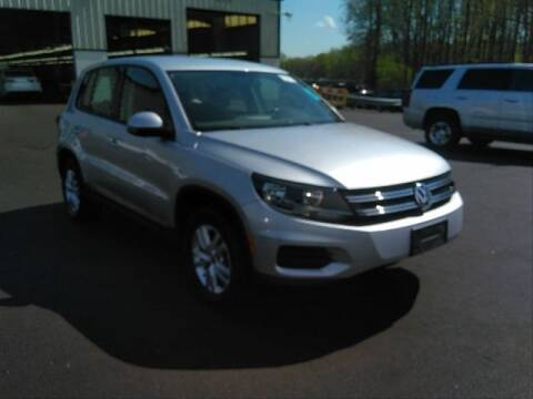 2013 Volkswagen Tiguan for sale at Car Nation in Aberdeen MD