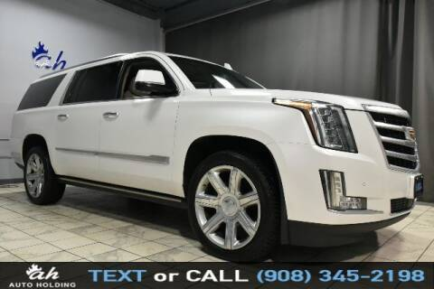 2016 Cadillac Escalade ESV for sale at AUTO HOLDING in Hillside NJ