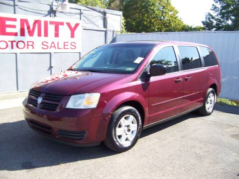 2009 Dodge Grand Caravan for sale at Collector Car Co in Zanesville OH