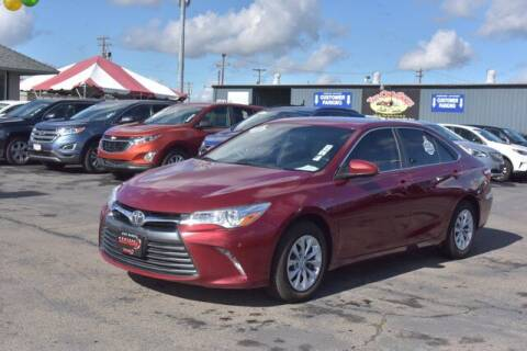 2017 Toyota Camry for sale at Choice Motors in Merced CA