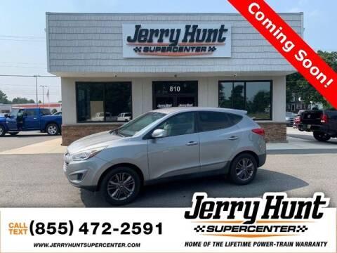 2015 Hyundai Tucson for sale at Jerry Hunt Supercenter in Lexington NC