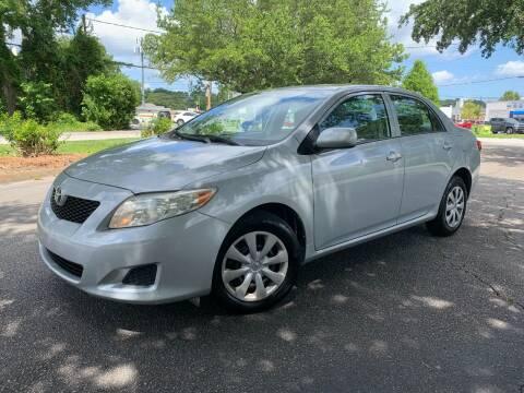 2009 Toyota Corolla for sale at Seaport Auto Sales in Wilmington NC