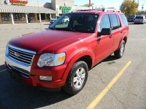 2010 Ford Explorer for sale at Northwest Auto Sales in Farmington MN