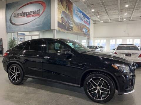 2016 Mercedes-Benz GLE for sale at Godspeed Motors in Charlotte NC