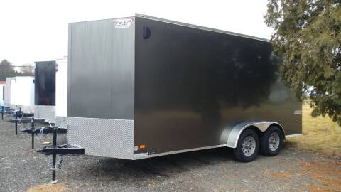 2019 Bravo 7x16 for sale at Smart Choice 61 Trailers in Shoemakersville PA